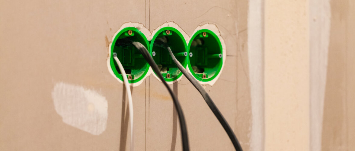 Vana elektrisüsteem pole mõeldud moodsaid kodumasinaid toitma