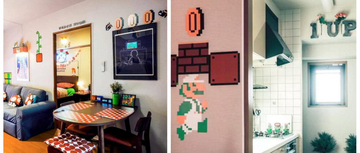 Kodu kui teemapark: telekamängudest inspireeritud korter
