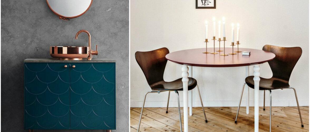 Uus sisustustrend — täienda soodsat IKEA mööblit vingete disainielementidega