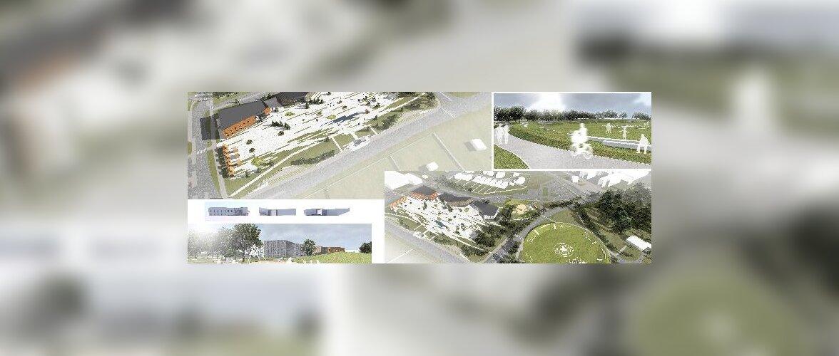 Jüri keskusala ja tervisekeskuse arhitektuurivõistluse võitis Innopolis Insenerid OÜ