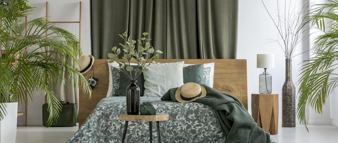 FOTOD | Need viis värvi sinu kodus aitavad lõõgastuda ja leevendavad stressi