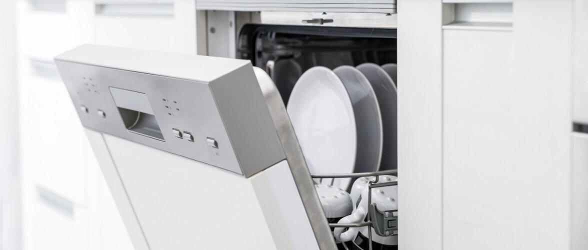 Nõudepesumasinas saab pesta muudki kui ainult nõusid. Vaata nimekirja üllatavatest esemetest!