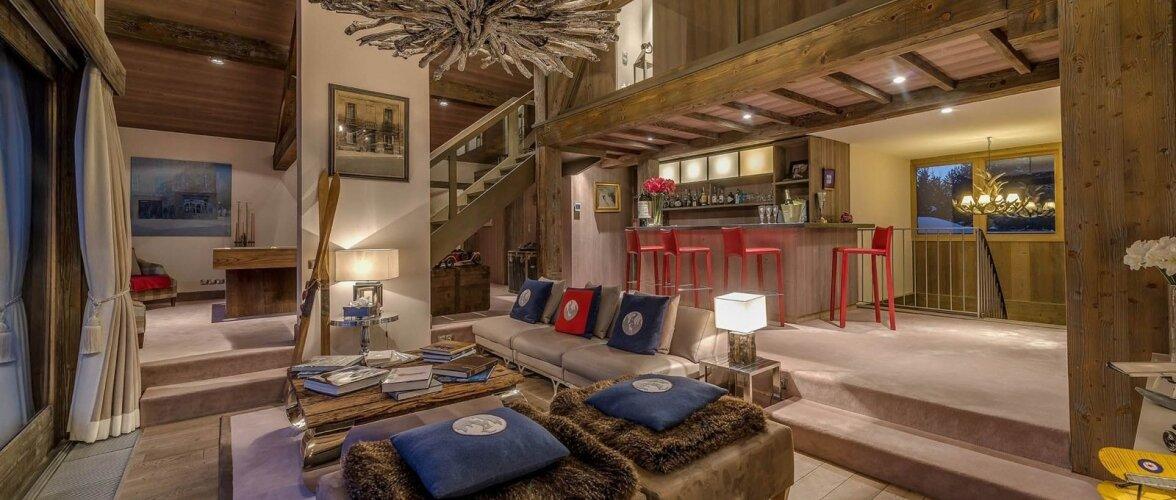 Luksuslik mägimaja pakub meeltele kosutust