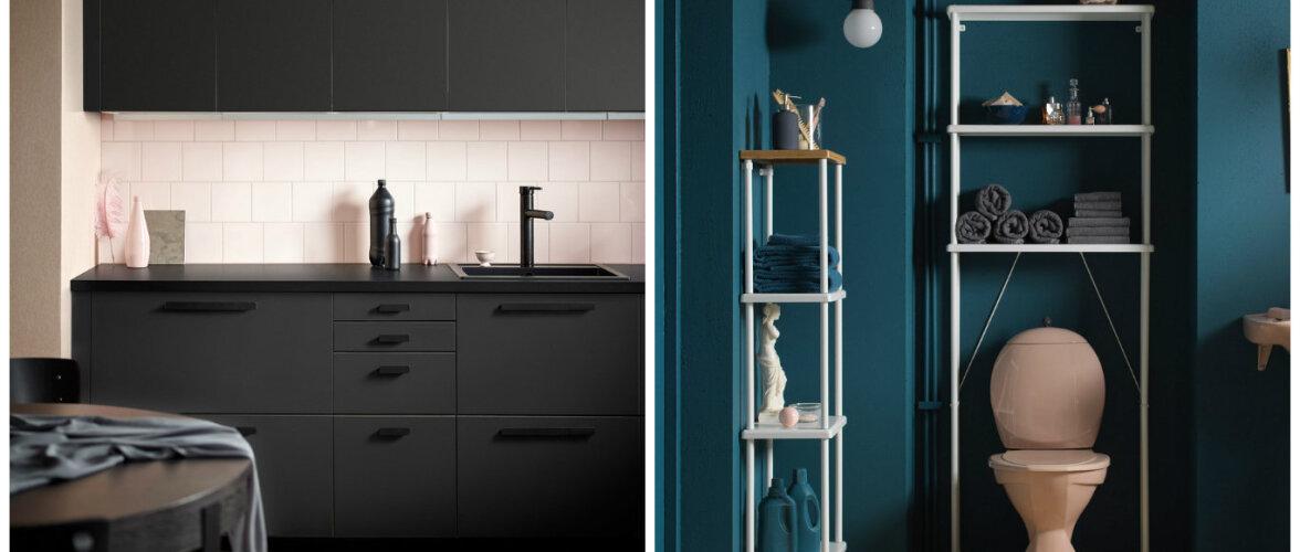 IKEA uued tooted — kuidas ühendada kaunis ja praktiline