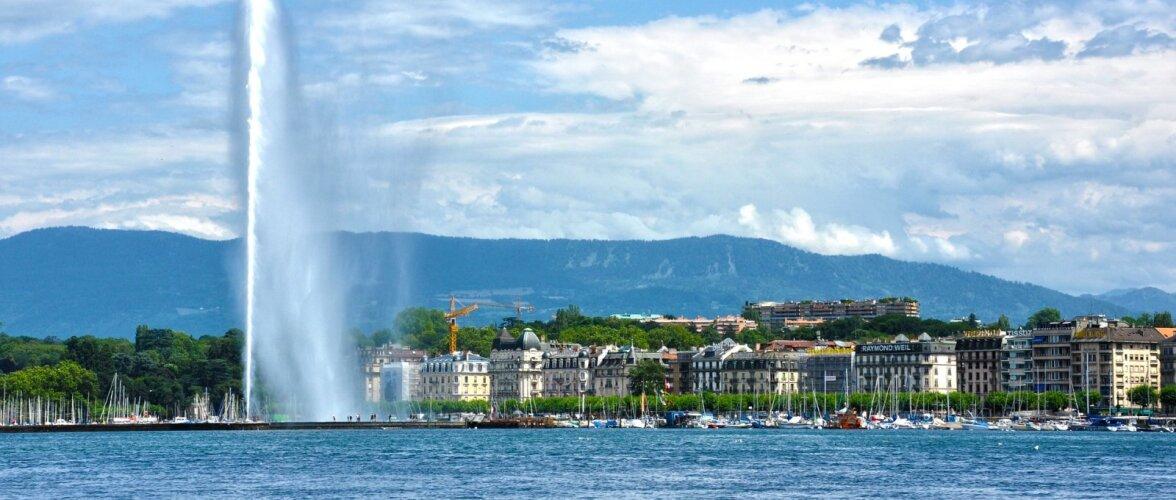 Puhka Šveitsis! Edasi-tagasi otselennud Riiast Genfi kõigest 68 eurot