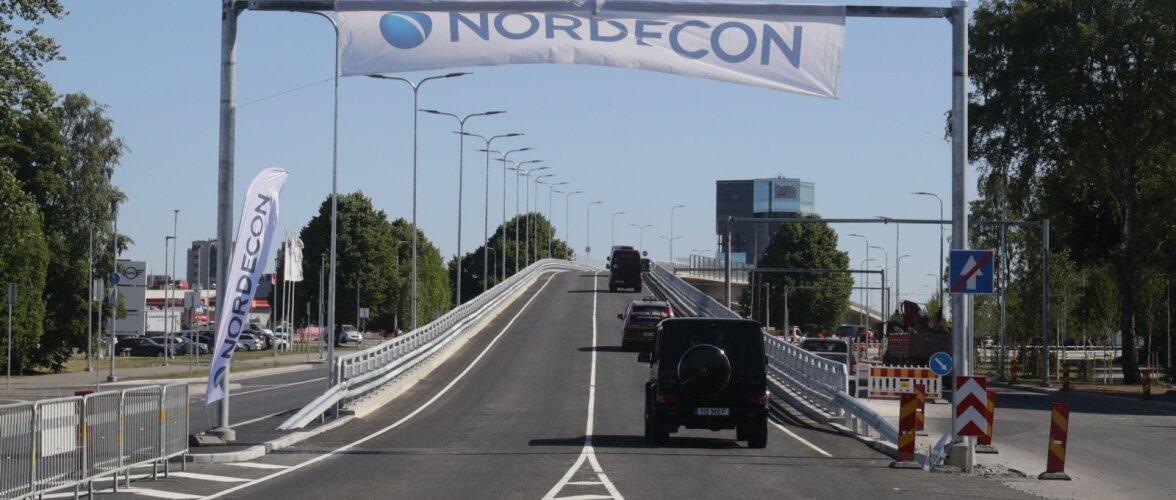 TTÜ lektor peab täna avatud Haabersti ristmiku viadukti insenertehniliselt unikaalseks rajatiseks
