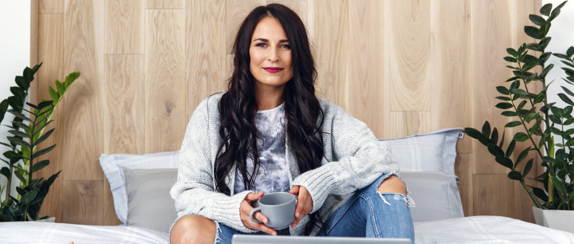 Eve Kallaste: pean õppima, kuidas aeglaselt elada
