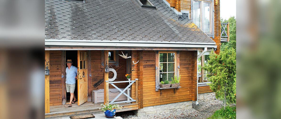 Soome paar on lummatud väikese Muhu suurtest imedest