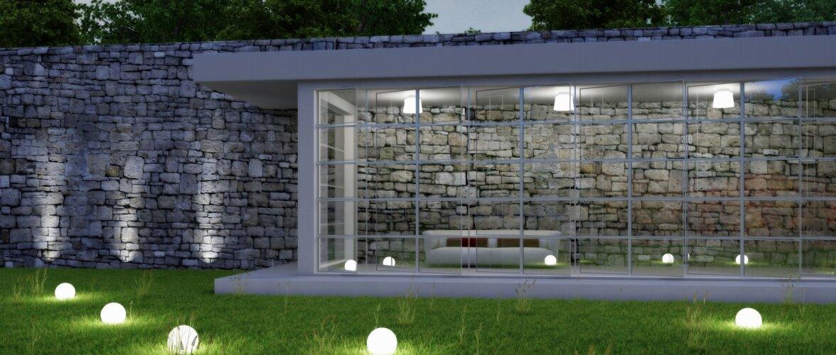 Kuidas valida ja paigaldada aiavalgustust? Elektriga või päikeseenergiaga?