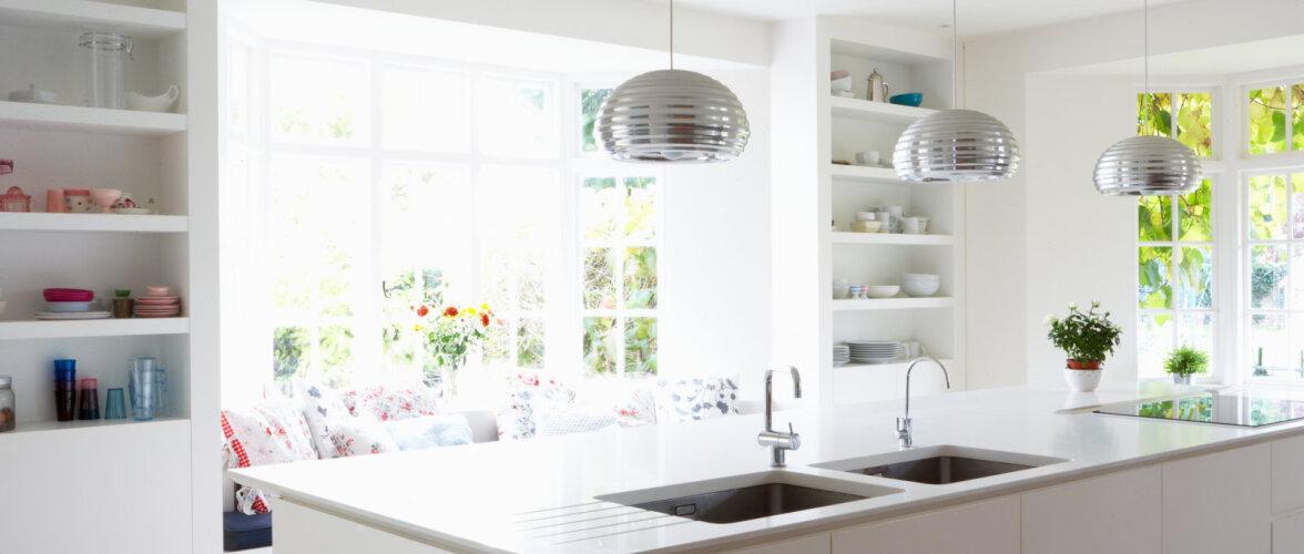 Vaata, millised on köögimööbli trendid 2017