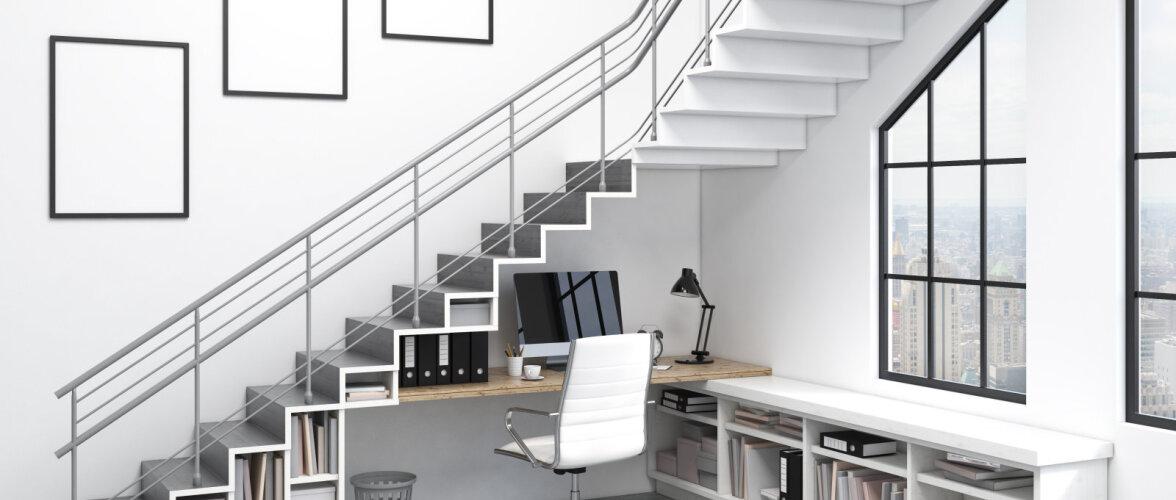 VIDEO | Nutikad lahendused, kuidas kodust ruumi targalt ära kasutada