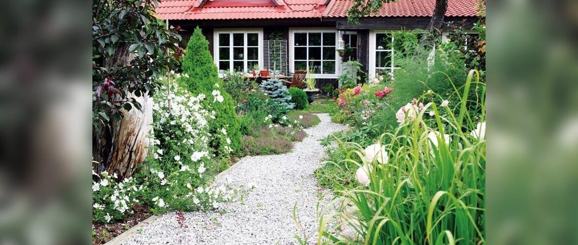 Emand Portselani muinasjutuaed. Kodu ja aed, juuli 2014