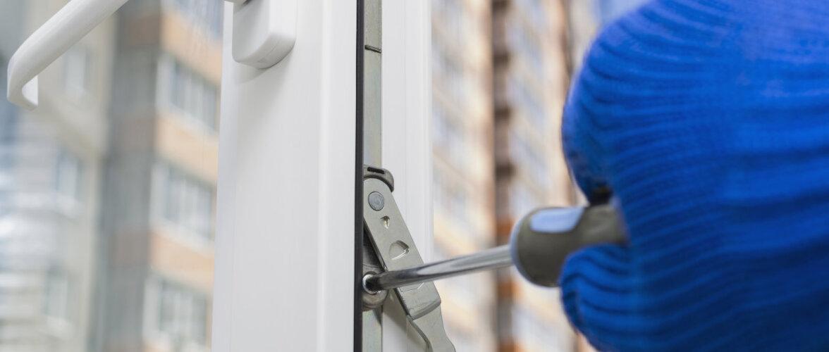 Kuidas ise reguleerida ja hooldada akent?