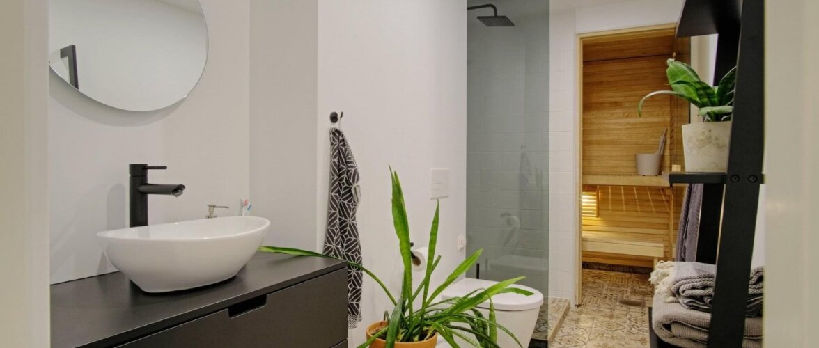 FOTOD │ Kolm luksuslikku korterit, kus jahedal sügisõhtul saunamõnusid nautida