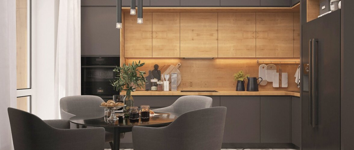 Milline töötasapind kööki valida? Erinevate materjalide head ja vead