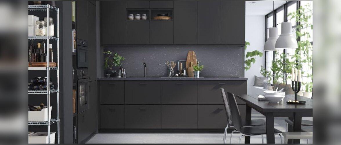 IKEA esitleb taaskasutatud plastpudelitest köögimööblit, mille eluiga on 25 aastat