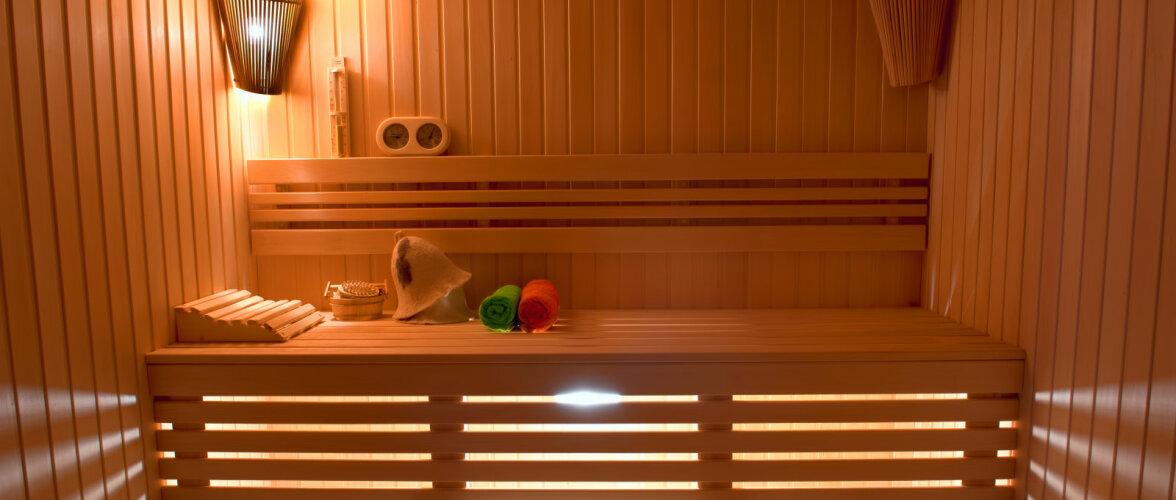 Millist tüüpi saunalava on kõige mugavam?