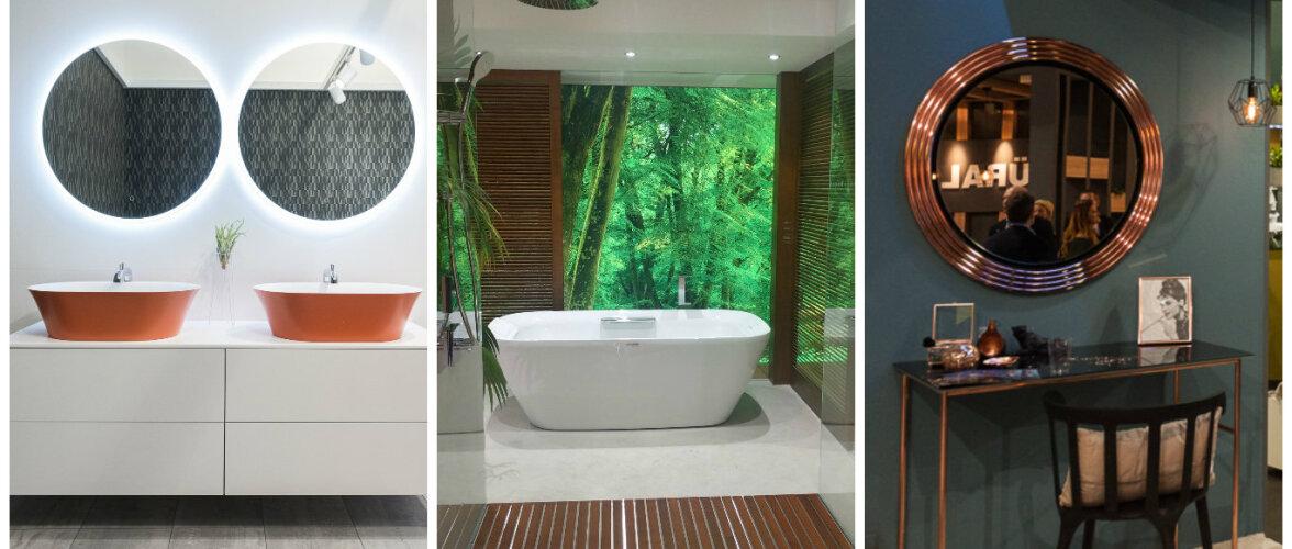 Inspiratsiooni rohkem kui 100 vannitoa jagu!
