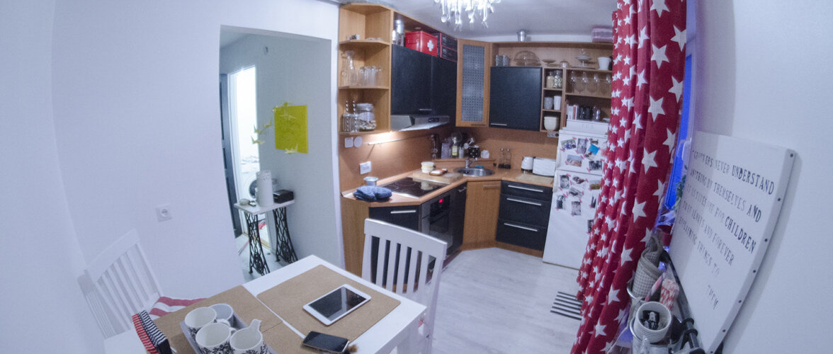 MIRAMII BLOGI: Köök enne ja pärast remonti