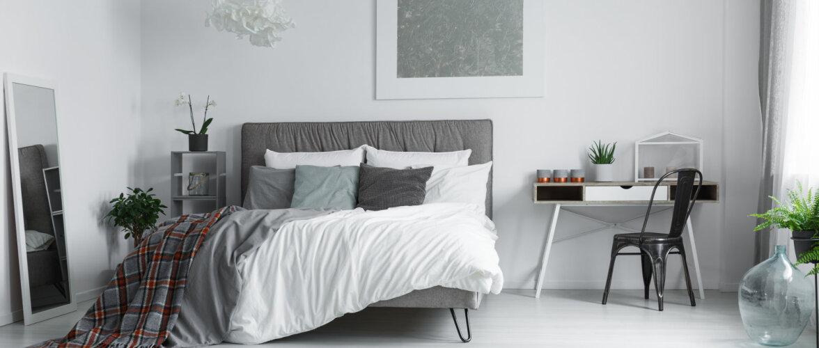 NÕUANDEID | Kuidas muuta magamistuba ruumisäästlikumaks