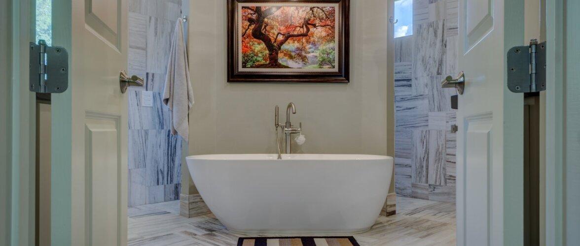 5 levinumat probleemi vannitoas ja kuidas neid parandada