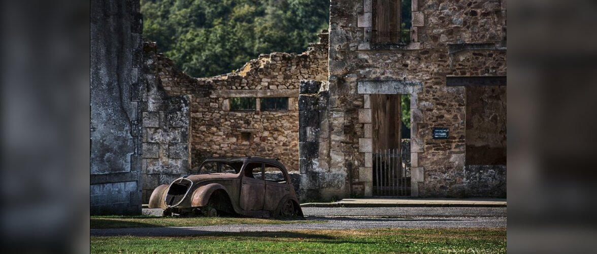 Заброшенные места со всей планеты, где когда-то кипела жизнь