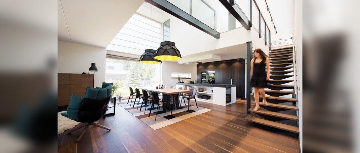 Emajõe-äärne elegants — ühe kodu taassünd