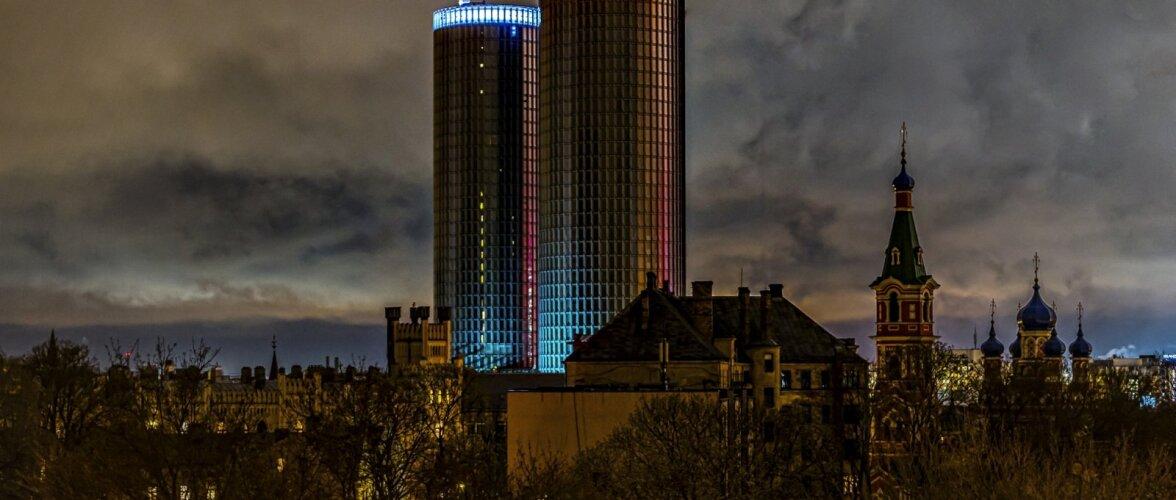 Merko sõlmis lepingu Lätis Z-Towers ehitustööde lõpetamiseks