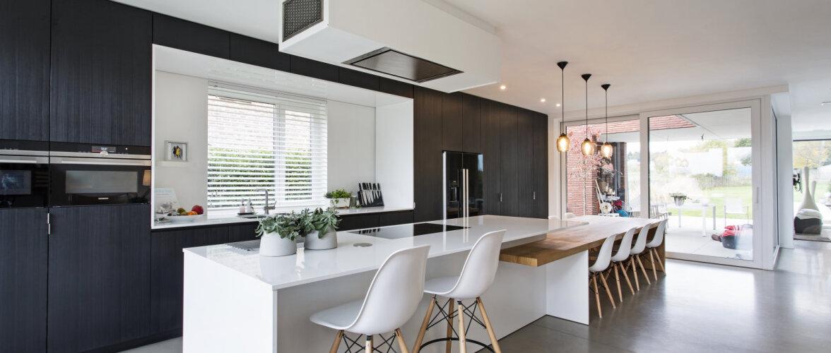 Kümme peamist viga, mida kööki planeerides tegema kiputakse