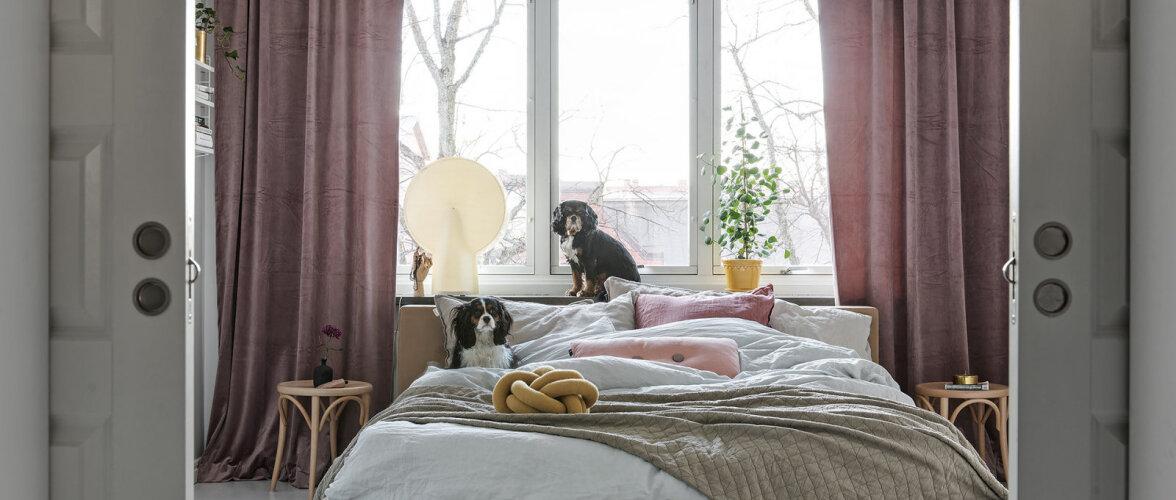 FOTOD │ 30 inspireerivat ideed magamistoa sisustamiseks