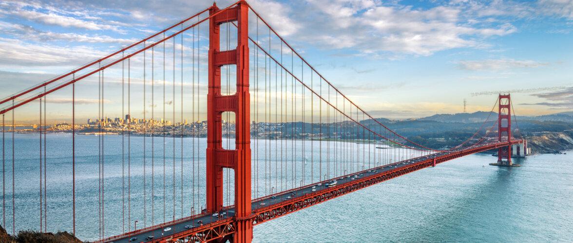 80aastane Kuldvärava sild - ikka veel moodne maailmaime