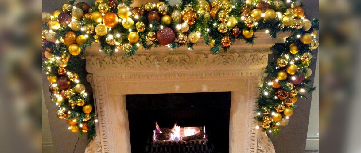 Eestlaste jõulud välismaal: Jõulukaunistused Inglismaa kodudes — mida rohkem, seda uhkem
