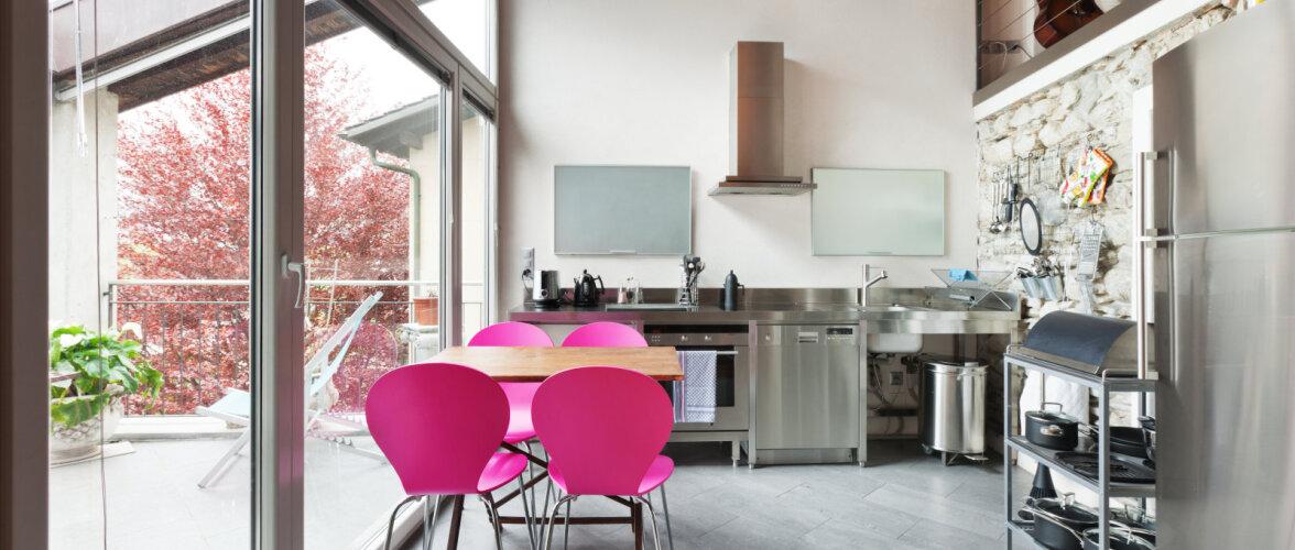 Värvid kööki — vaata kirevat pildigaleriid!