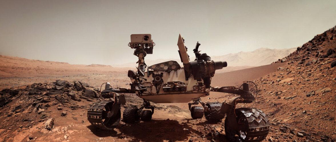 Marsi pinnasest saab valmistada raudbetoonist tugevamaid telliseid