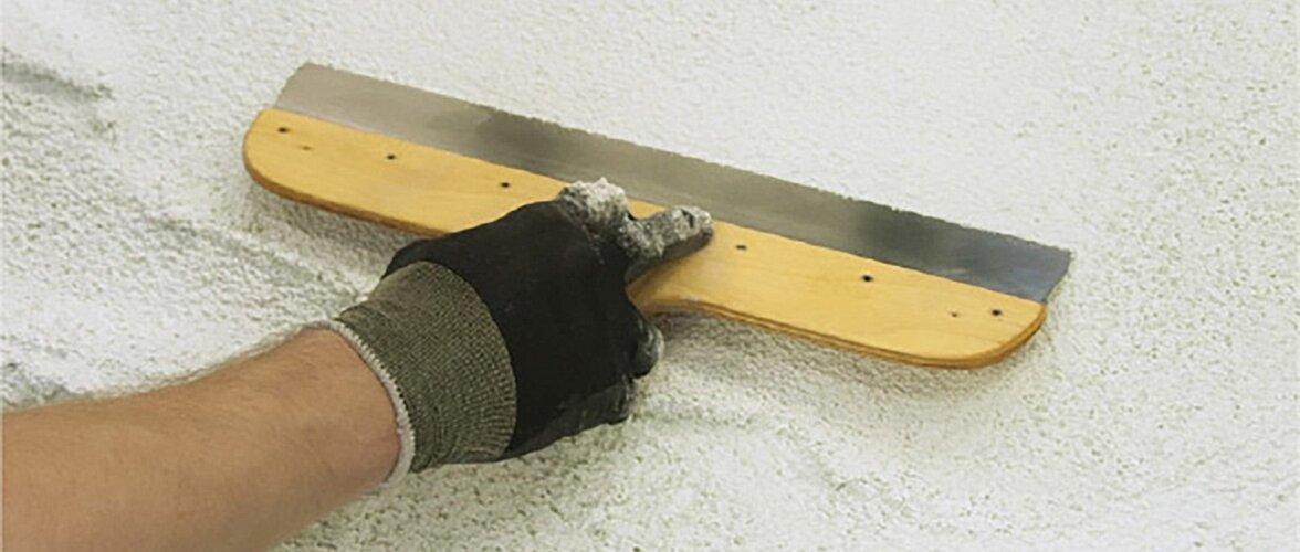 Uudne lahendus põrandate ehitamiseks nõrkade kandekonstruktsioonide puhul