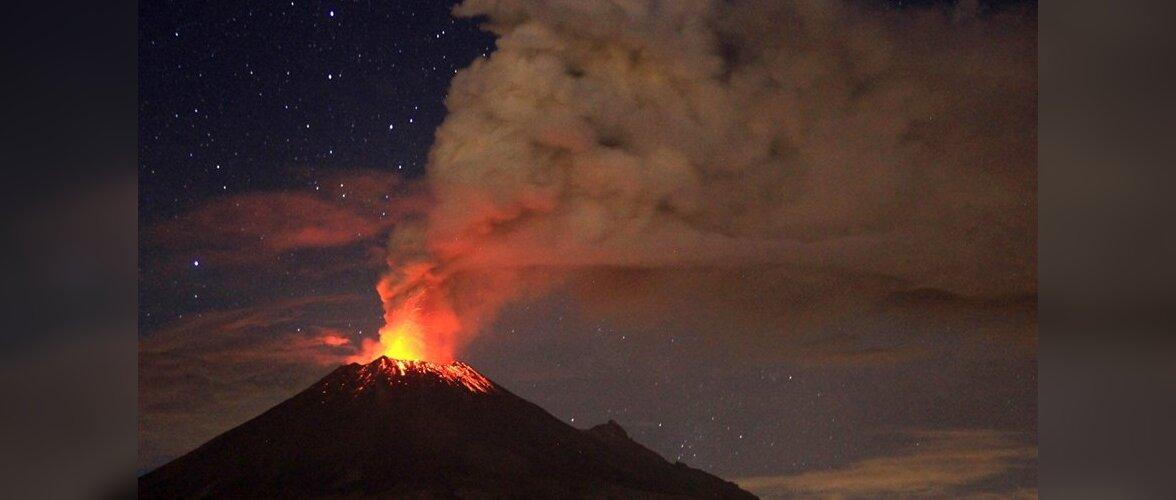 Какие вулканы напомнят о себе в 2018 году?