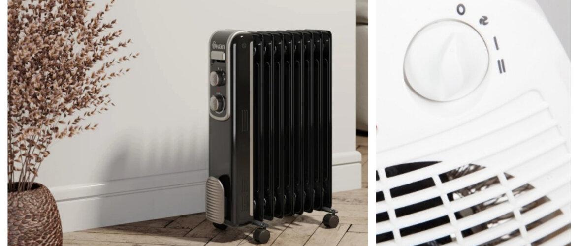 Õliradiaator, soojapuhur ja konvektor — kiirete soojaandjate head ja vead