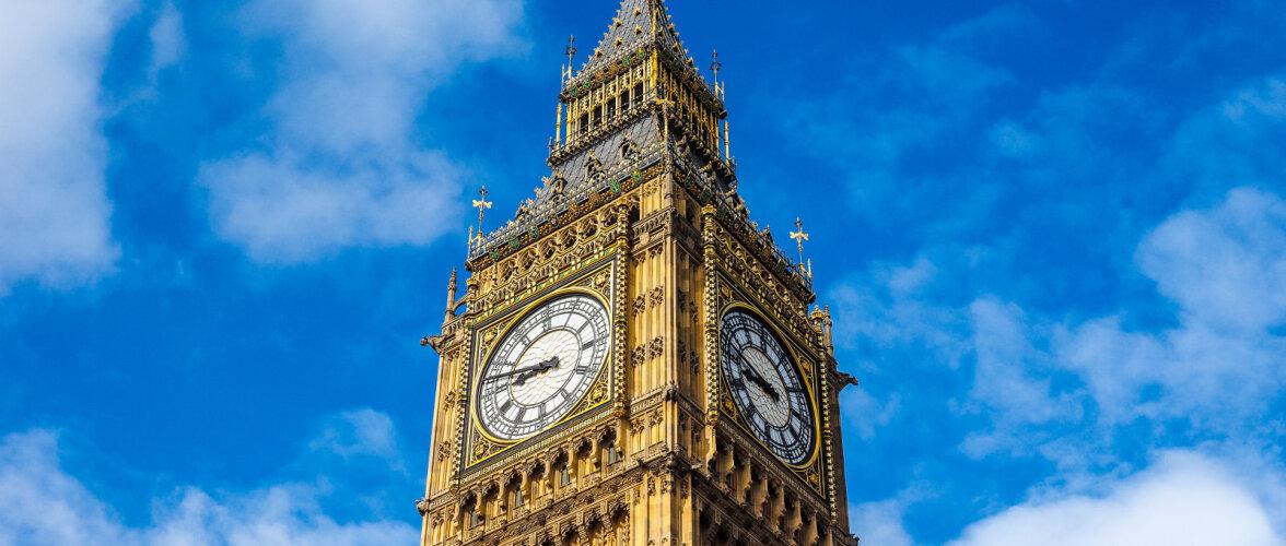 Kuulus Big Ben vaikis alates tänasest ning uuesti saab kella kõla nautida aastal 2021. Tänast sündmust saab vaadata videost