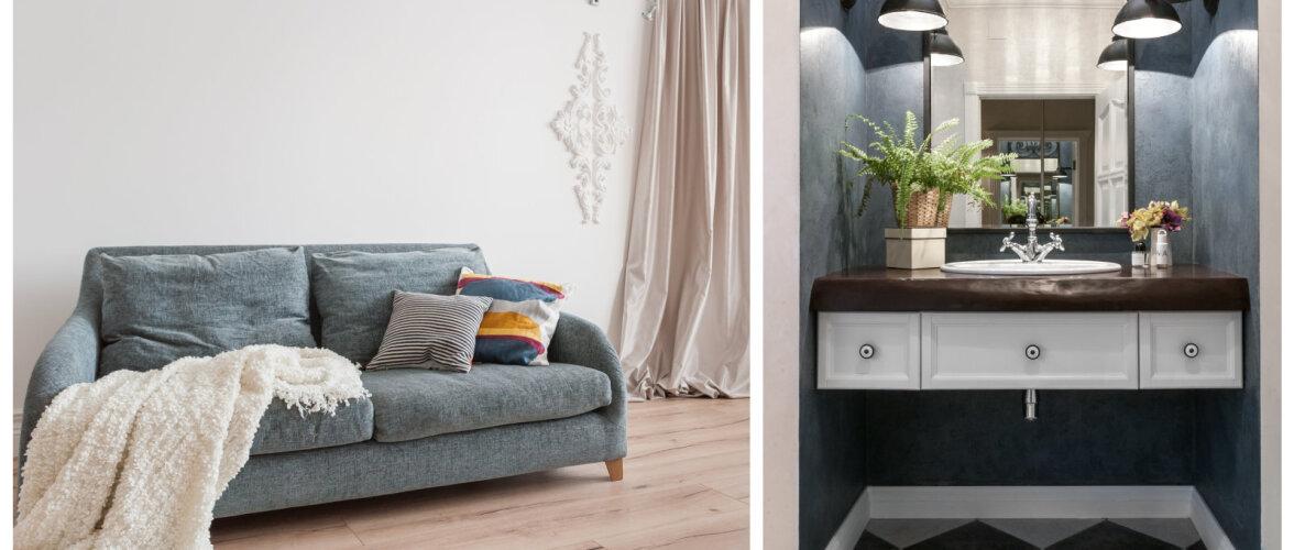 Квартира в стиле фьюжн: акцент на детали