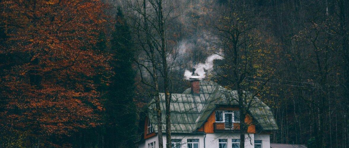 Ahjukütte eelised ja puudused teiste küttelahenduste ees