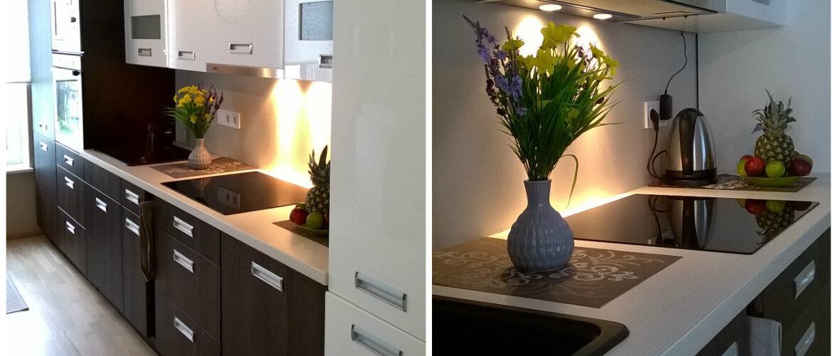 FOTOVÕISTLUS: Lihtne ja klassikalises võtmes köök