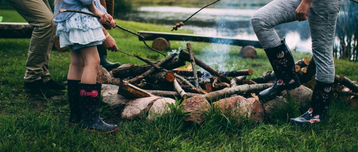 VIDEO | Kuidas teha vurriga tuld nii, et käed villis ei oleks!