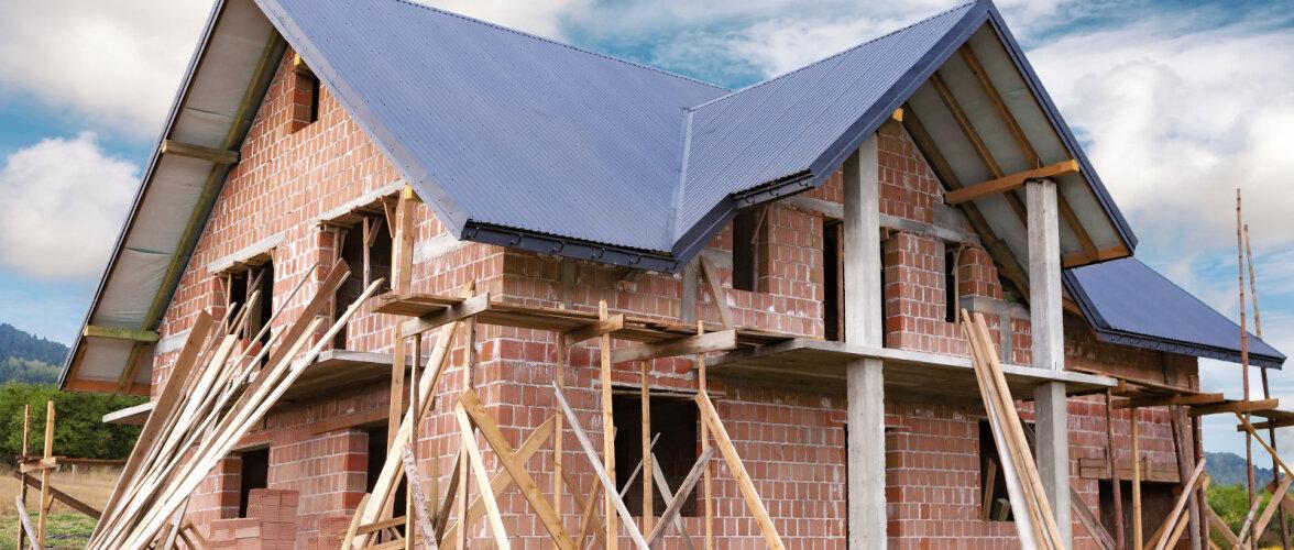 Kõige olulisemad punktid, kuidas targalt käivitada oma maja ehitamist
