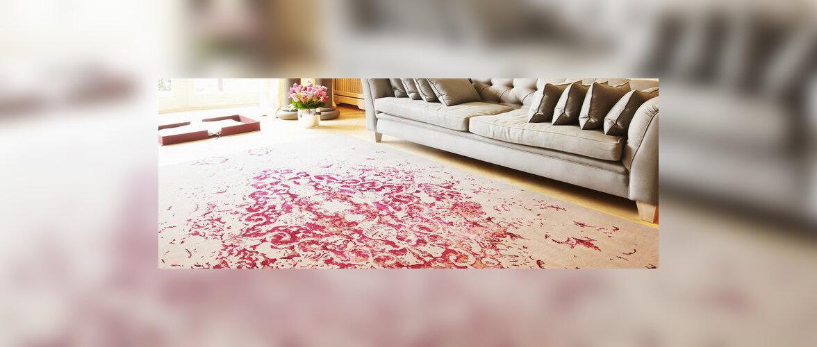 vaiba puhastamine koduste vahenditega