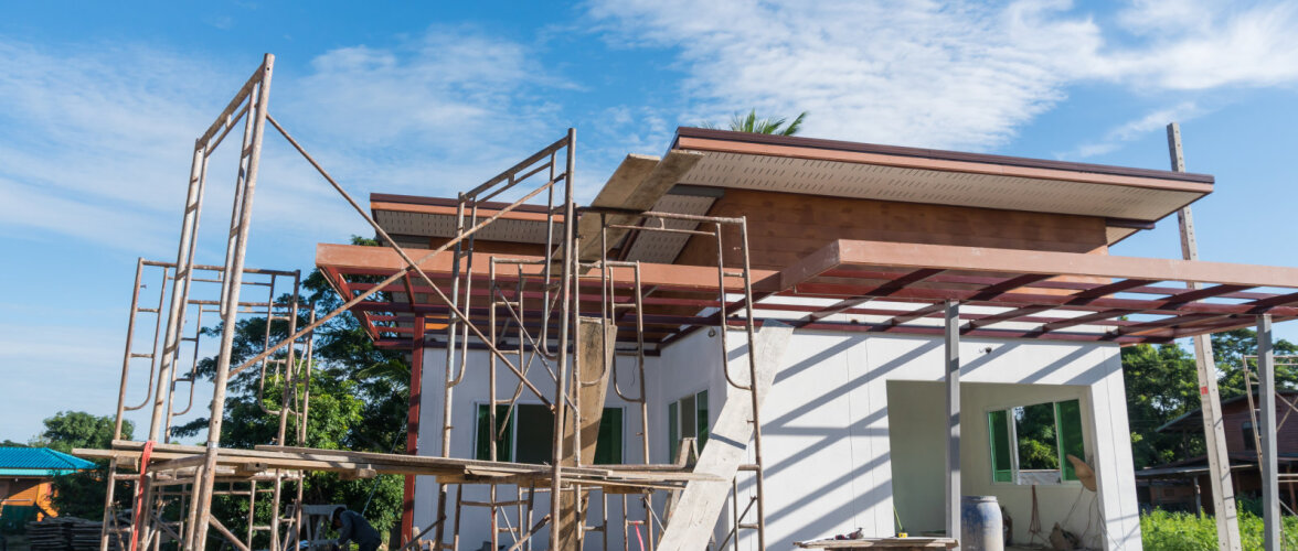 Tahan maja ehitada! Kui palju üks maja maksab?