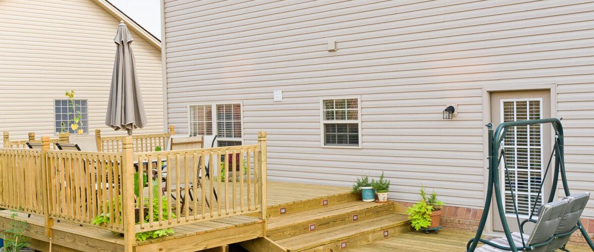 VIDEO: Terrassile on vaja trepp ehitada!
