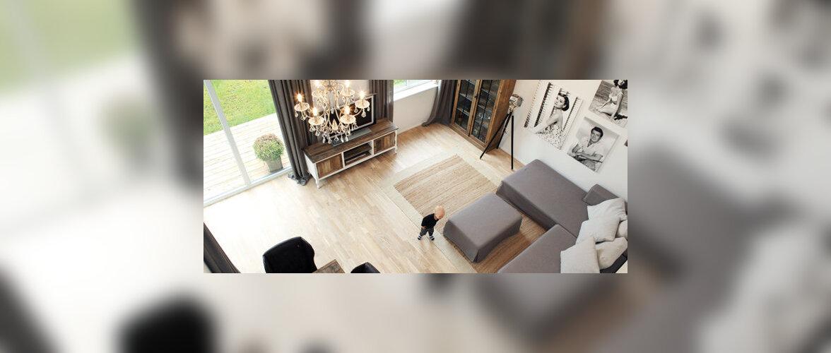 Kuidas kodustada uut maja