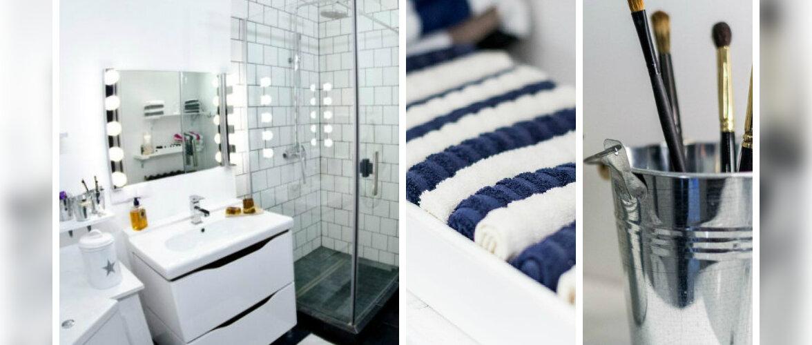 MIRAMII BLOGI: Vannituba enne ja pärast remonti — kuidas ilmetust ruumist sai kaunis buduaar