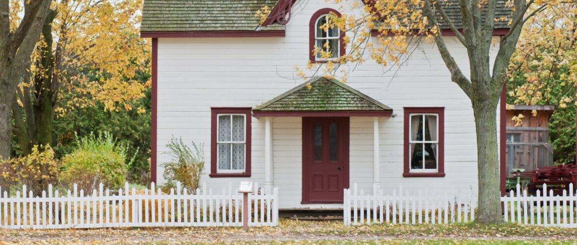 Fassaad loob majale ilme — erinevate materjalide plussid ja miinused