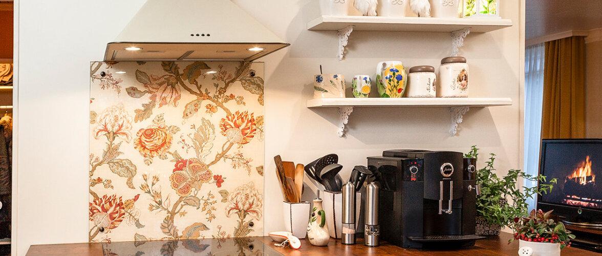 Pilguheit ajakirja Kodukiri │ Eramaja köögi uus elu